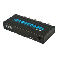 SD/HD/3G SDI 1x4 Splitter
