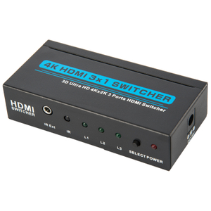 HDMI1.4V 3x1 Switcher(3D Ultra HD 4Kx2K)