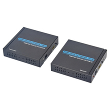 HDMI KVM Extender 10KM over optical fiber with IR+TCP/IP