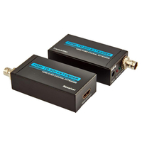 HDMI Extender 100m over coaxial cable