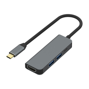 TYPE C to HDMI2.0+USB3.0*2+PD