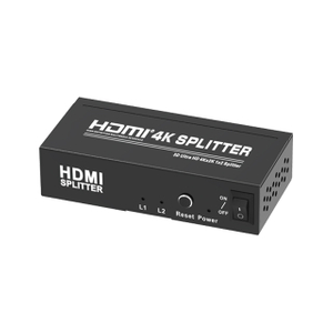 HDMI1.4V 1x2 Splitter(3D Ultra HD 4Kx2K)