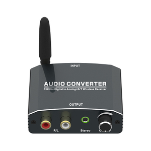 Digital to Analog Converter+Bluetooth Receiver